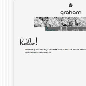 graham web design thumbnail